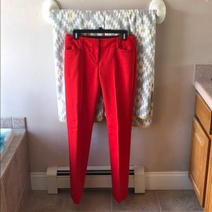 Red Express Slacks